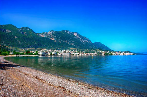 Camping Interstation - Αξιοθέατα, παραλία στον Άγιο Κωνσταντίνο Φθιώτιδας