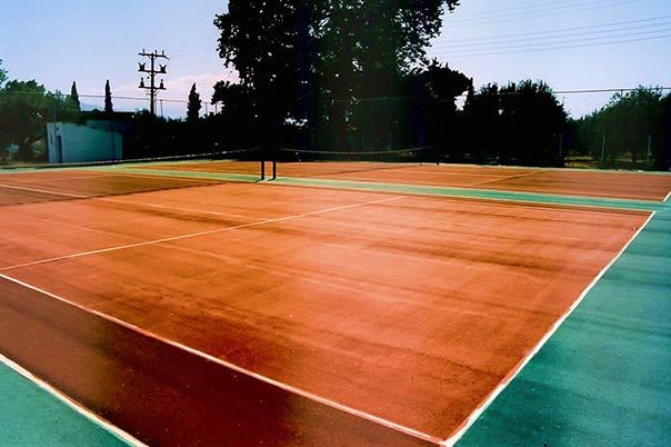 Camping Interstation - Γήπεδο τέννις