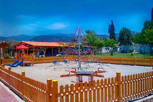Camping Interstaion - Παιδική χαρά