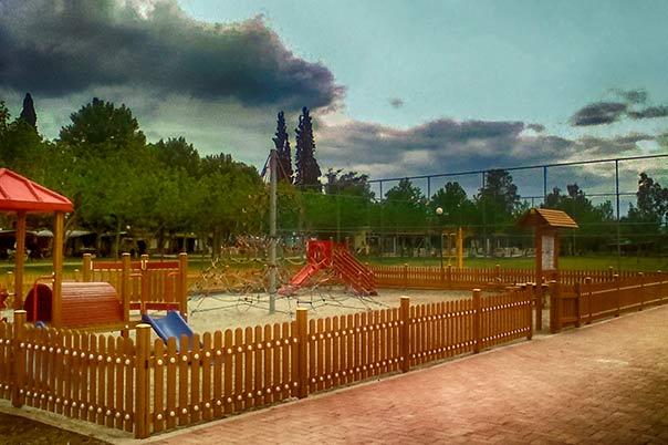 Camping Interstation - Παιδική χαρά
