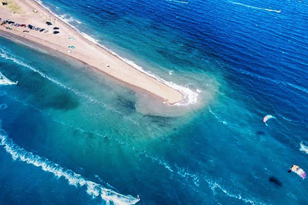 Camping Interstation - Αξιοθέατα, παραλία Ράχες